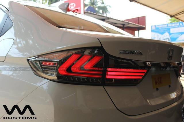 Honda City đời cũ lột xác với hệ thống đèn như Audi TT - Ảnh 3.