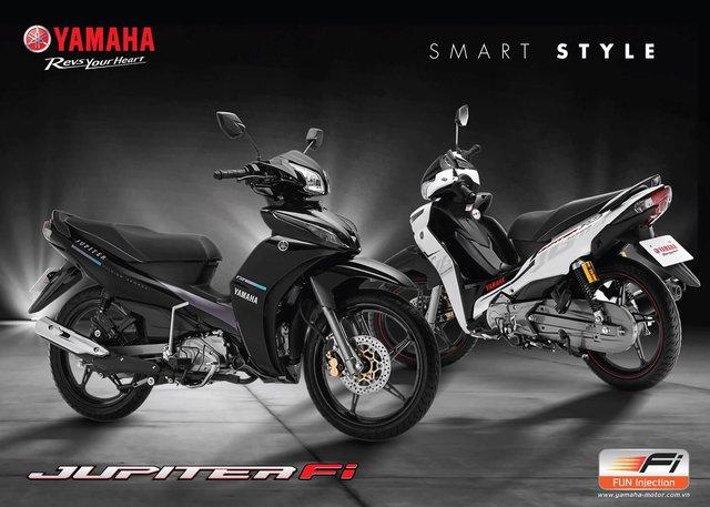 Yamaha Việt Nam tăng giá 3 dòng xe Jupiter, TFX150 và Janus - Ảnh 1.