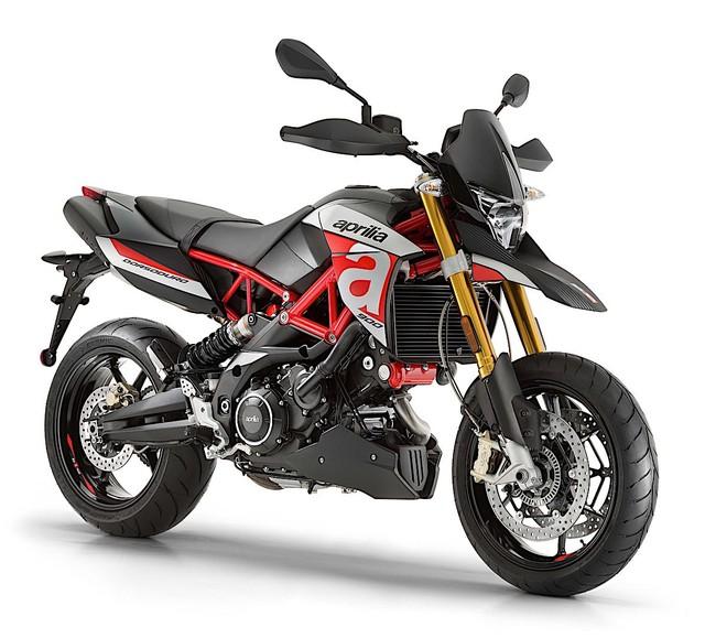 Chi tiết Aprilia Dorsoduro 900 2018 - Đối thủ của Ducati Hypermotard 939 - Ảnh 8.