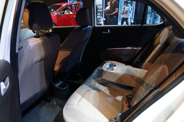 Hyundai Grand i10 2017 lắp ráp tại Việt Nam chính thức ra mắt, giá từ 340 triệu Đồng - Ảnh 3.