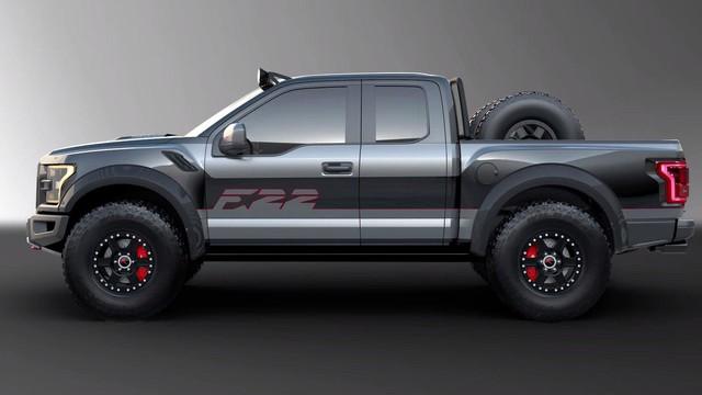 Xe bán tải khủng long Ford F-150 Raptor mang phong cách chiến đấu cơ - Ảnh 2.