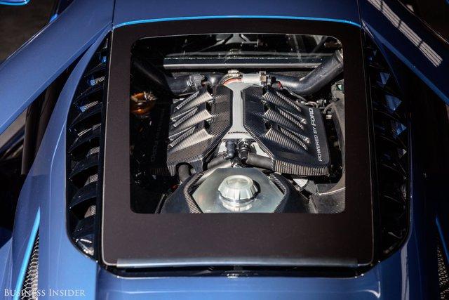 Khám phá những tính năng thú vị nhất của siêu xe kén khách Ford GT 2017  - Ảnh 6.