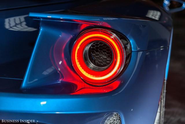 Khám phá những tính năng thú vị nhất của siêu xe kén khách Ford GT 2017  - Ảnh 9.