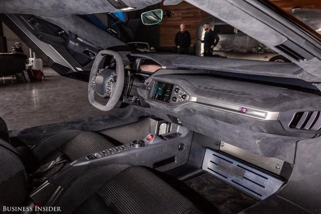 Khám phá những tính năng thú vị nhất của siêu xe kén khách Ford GT 2017  - Ảnh 11.