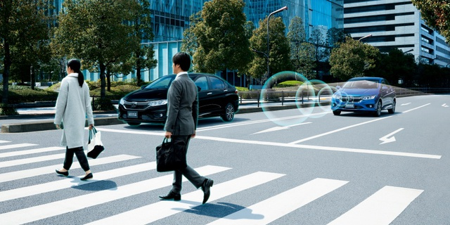 Honda City 2017 phiên bản Nhật nội địa chính thức trình làng, giá từ 354 triệu Đồng - Ảnh 11.