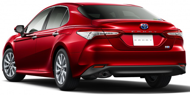 Toyota Camry 2018 chính thức ra mắt tại Nhật Bản, giá từ 656 triệu Đồng - Ảnh 5.