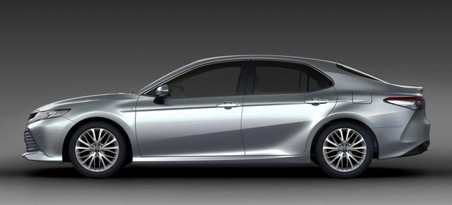 Toyota Camry 2018 chính thức ra mắt tại Nhật Bản, giá từ 656 triệu Đồng - Ảnh 10.