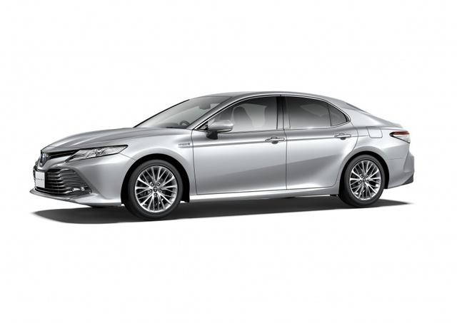 Toyota Camry 2018 chính thức ra mắt tại Nhật Bản, giá từ 656 triệu Đồng - Ảnh 11.