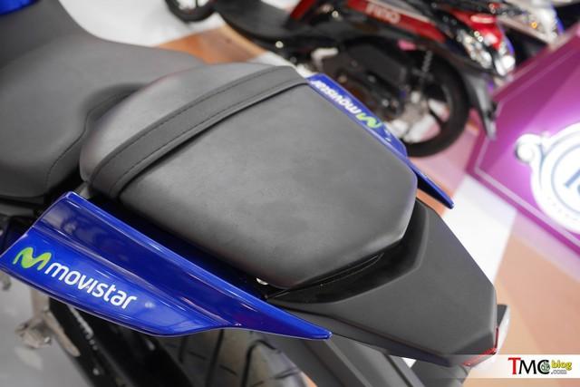 Mô tô thể thao Yamaha R15 3.0 có thêm phiên bản Movistar mới - Ảnh 5.