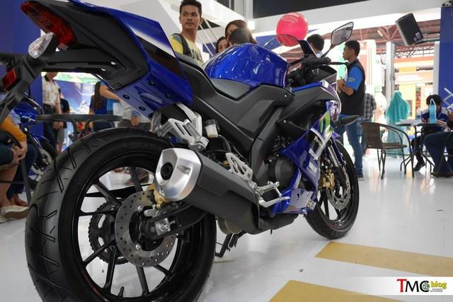 Mô tô thể thao Yamaha R15 3.0 có thêm phiên bản Movistar mới - Ảnh 8.