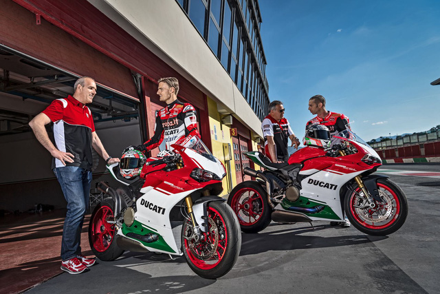 Ducati trình làng phiên bản cuối cùng của dòng 1299 Panigale với giá hơn 1 tỷ Đồng - Ảnh 2.