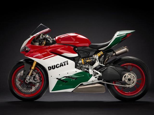 Ducati trình làng phiên bản cuối cùng của dòng 1299 Panigale với giá hơn 1 tỷ Đồng - Ảnh 6.