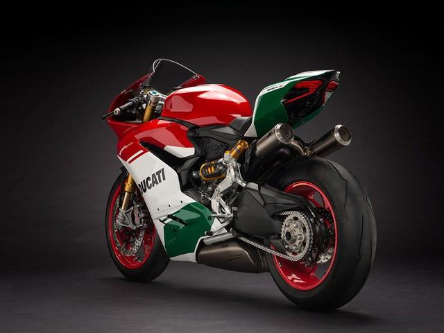 Ducati trình làng phiên bản cuối cùng của dòng 1299 Panigale với giá hơn 1 tỷ Đồng - Ảnh 7.