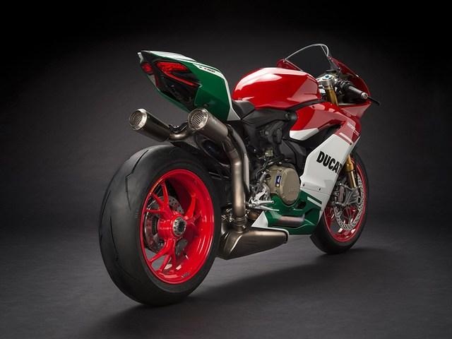 Ducati trình làng phiên bản cuối cùng của dòng 1299 Panigale với giá hơn 1 tỷ Đồng - Ảnh 8.