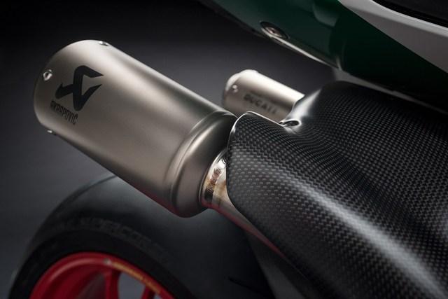 Ducati trình làng phiên bản cuối cùng của dòng 1299 Panigale với giá hơn 1 tỷ Đồng - Ảnh 9.