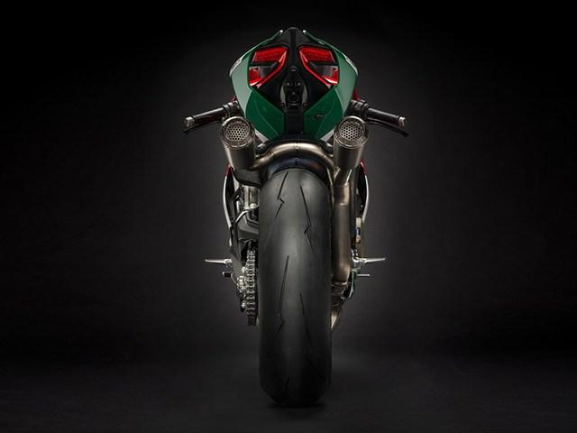 Ducati trình làng phiên bản cuối cùng của dòng 1299 Panigale với giá hơn 1 tỷ Đồng - Ảnh 12.