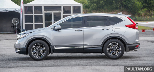 Honda CR-V 2017 tiếp tục ra mắt Malaysia, khách Việt lại sốt xình xịch - Ảnh 5.