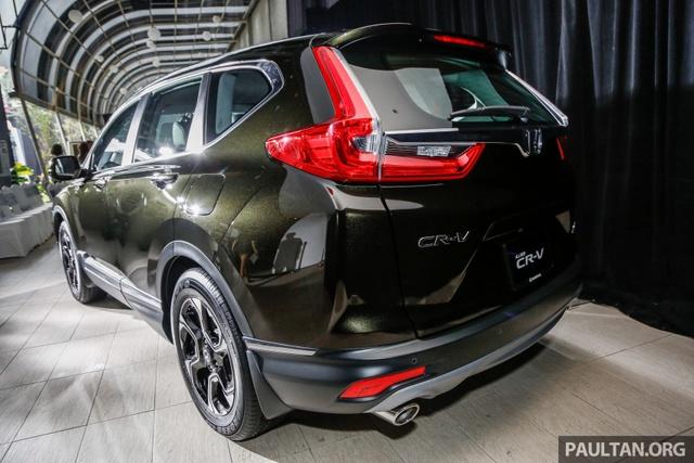 Honda CR-V 2017 tiếp tục ra mắt Malaysia, khách Việt lại sốt xình xịch - Ảnh 11.
