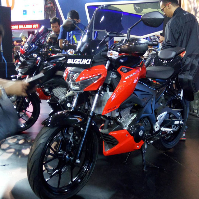 Suzuki GSX-S150 mới ra mắt Việt Nam có phiên bản Tourer mới - Ảnh 5.