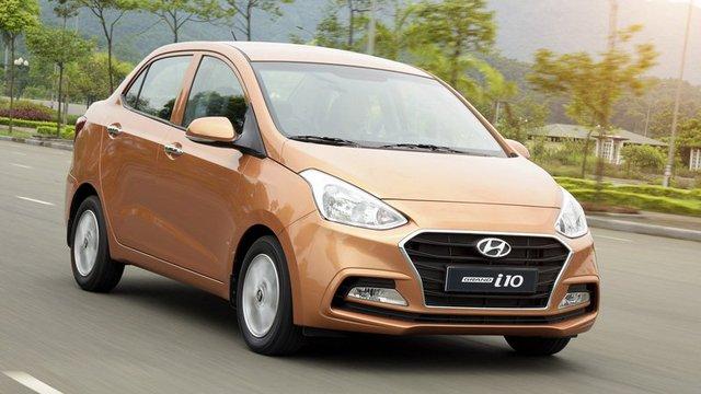 Ôtô dìm nhau: Hyundai Grand i10 ra hàng, Kia Morning liền giảm giá - Ảnh 1.