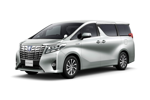 Chuyên cơ mặt đất Toyota Alphard sắp được phân phối chính hãng tại Việt Nam - Ảnh 1.