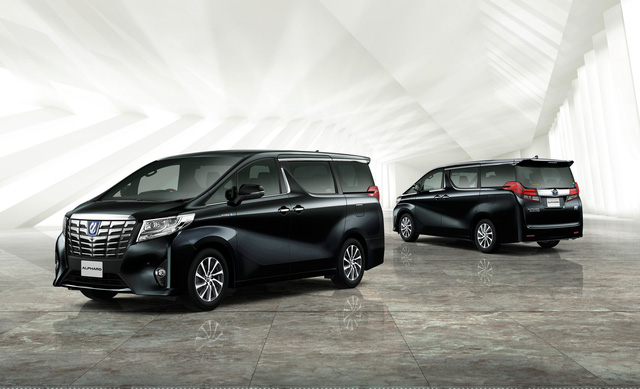 Chuyên cơ mặt đất Toyota Alphard sắp được phân phối chính hãng tại Việt Nam - Ảnh 2.