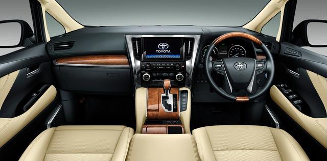 Chuyên cơ mặt đất Toyota Alphard sắp được phân phối chính hãng tại Việt Nam - Ảnh 4.