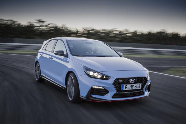 Phiên bản thể thao của xe gia đình Hyundai i30 chính thức trình làng - Ảnh 1.
