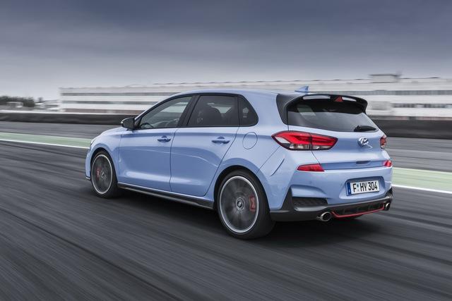 Phiên bản thể thao của xe gia đình Hyundai i30 chính thức trình làng - Ảnh 6.