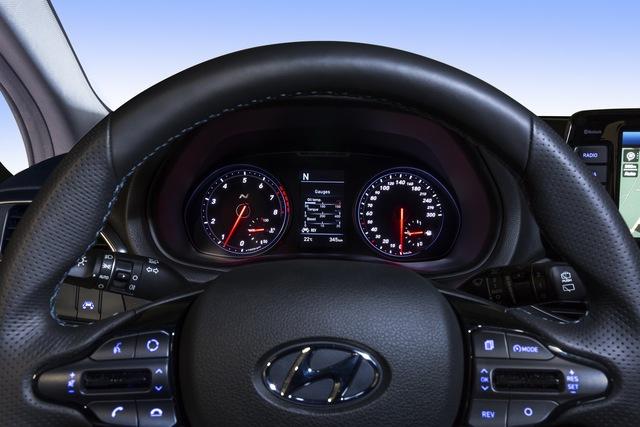 Phiên bản thể thao của xe gia đình Hyundai i30 chính thức trình làng - Ảnh 19.