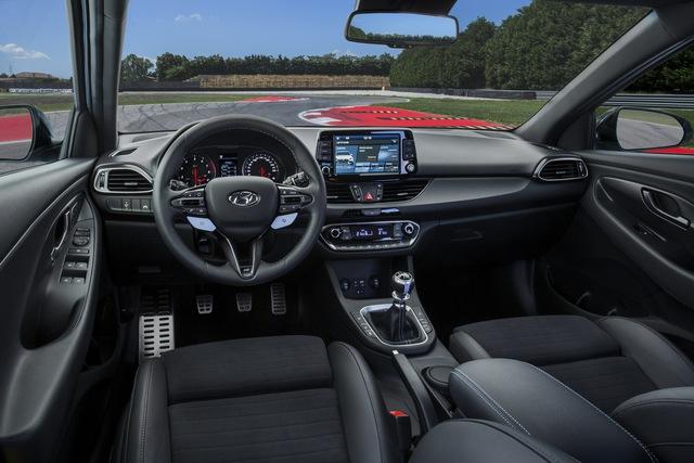 Phiên bản thể thao của xe gia đình Hyundai i30 chính thức trình làng - Ảnh 15.