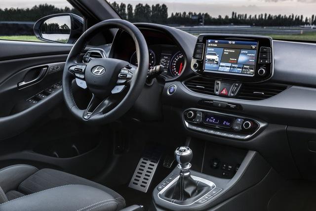 Phiên bản thể thao của xe gia đình Hyundai i30 chính thức trình làng - Ảnh 16.