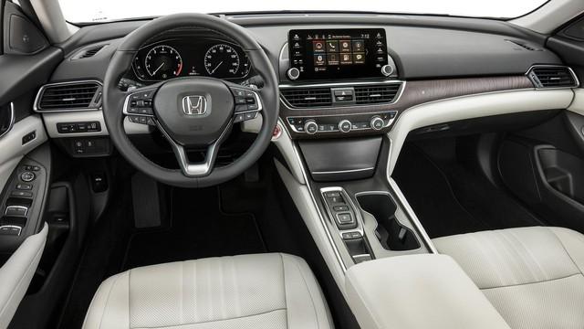 Honda Accord 2018 chính thức ra mắt, sẵn sàng đấu Toyota Camry - Ảnh 6.