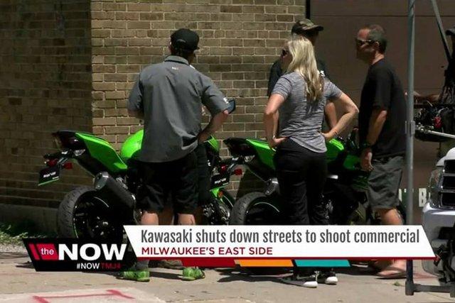 Mô tô thể thao Kawasaki Ninja 400 2018 lộ diện trên đường phố - Ảnh 3.