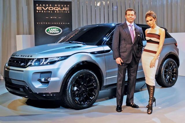 Victoria Beckham bị tố không phải là người thiết kế Range Rover Evoque Special Edition - Ảnh 2.
