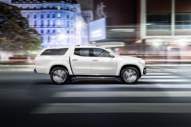 Xe bán tải hạng sang Mercedes-Benz X-Class 2018 trình làng, giá gần 1 tỷ Đồng - Ảnh 8.