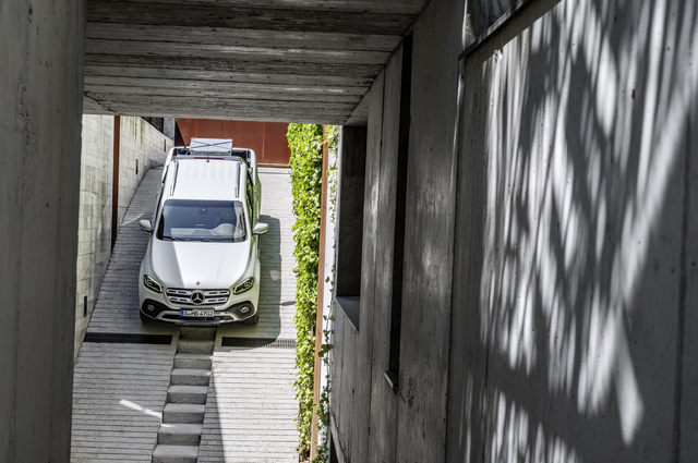 Xe bán tải hạng sang Mercedes-Benz X-Class 2018 trình làng, giá gần 1 tỷ Đồng - Ảnh 14.