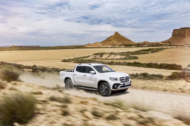Xe bán tải hạng sang Mercedes-Benz X-Class 2018 trình làng, giá gần 1 tỷ Đồng - Ảnh 15.