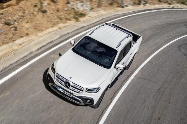 Xe bán tải hạng sang Mercedes-Benz X-Class 2018 trình làng, giá gần 1 tỷ Đồng - Ảnh 17.