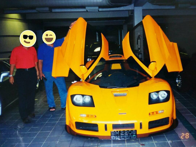 """Chiêm ngưỡng những hình ảnh hiếm về bộ sưu tập xe """"khủng"""" của Quốc vương Brunei - Ảnh 14."""
