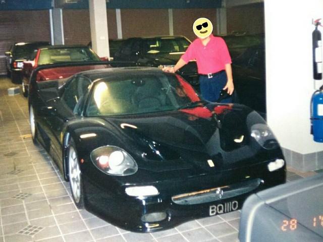 """Chiêm ngưỡng những hình ảnh hiếm về bộ sưu tập xe """"khủng"""" của Quốc vương Brunei - Ảnh 3."""