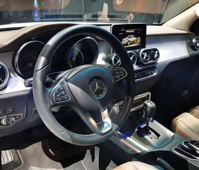 Cận cảnh vẻ đẹp bằng xương, bằng thịt của xe bán tải hạng sang Mercedes-Benz X-Class 2018 - Ảnh 8.