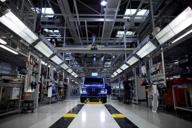 Vua địa hình Mercedes-Benz G-Class thứ 300.000 xuất xưởng - Ảnh 2.