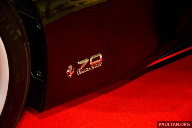 Siêu phẩm Ferrari LaFerrari Aperta ra mắt tại Malaysia, nhà giàu Việt phát thèm - Ảnh 5.
