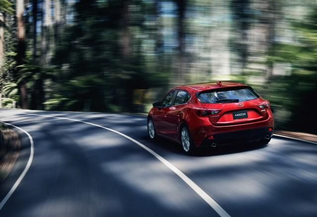 Rò rỉ thông tin nóng về Mazda3 2018 sắp ra mắt - Ảnh 1.