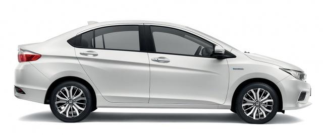 Honda City 2017 phiên bản ăn 3,9 lít/100 km ra mắt Đông Nam Á, giá từ 473 triệu Đồng - Ảnh 3.