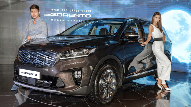 Soi SUV cỡ trung Kia Sorento 2018 có thể về Việt Nam bằng xương, bằng thịt - Ảnh 3.