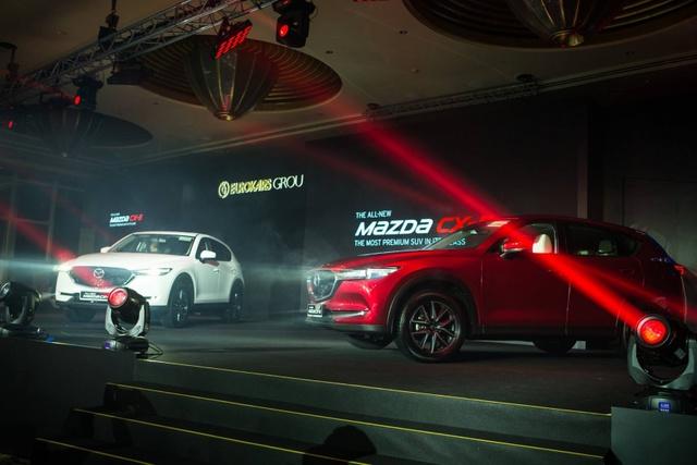 Mazda CX-5 2017 bất ngờ ra mắt Đông Nam Á với giá chát - Ảnh 1.