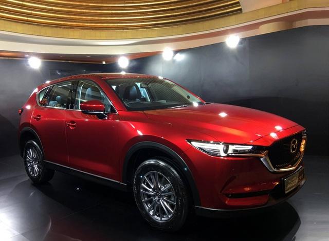 Mazda CX-5 2017 bất ngờ ra mắt Đông Nam Á với giá chát - Ảnh 2.