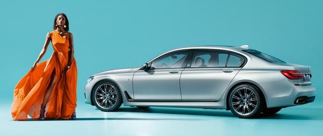 BMW giới thiệu phiên bản kỷ niệm 40 năm ra đời dòng xe sang 7-Series - Ảnh 3.